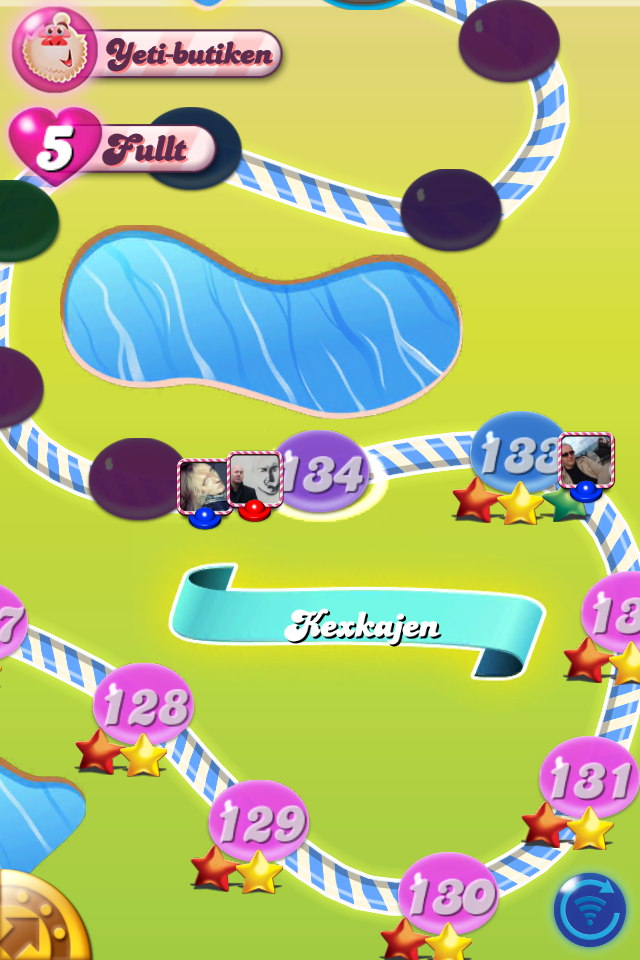 changing trick (couldn't resist) to get more lives in Candy Crush